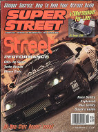 Super Street Magazine April 2000 Magazine