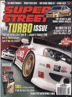 Super Street Magazine August 2003 Magazine