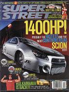 Super Street Magazine December 2005 Magazine