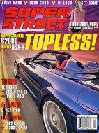 Super Street Magazine January 2002 Magazine
