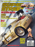 Super Street Magazine June 2004 Magazine