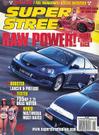 Super Street Magazine May 2002 Magazine