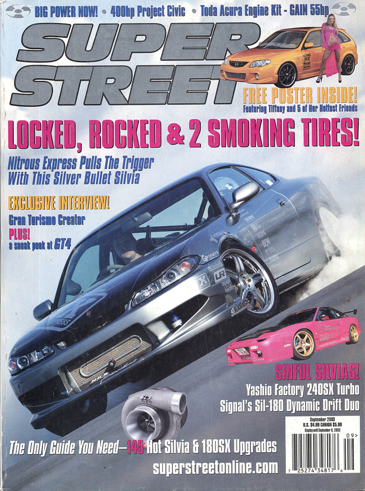Super Street Magazine September 2003