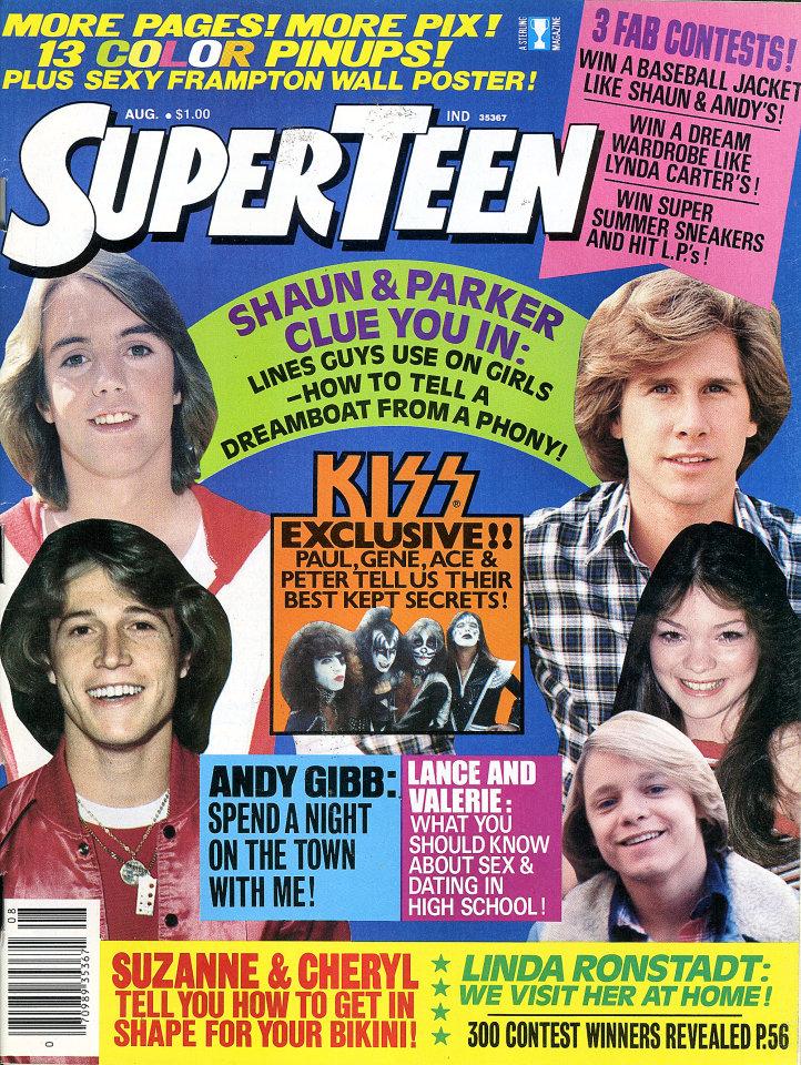 Super Teen Aug 1,1978