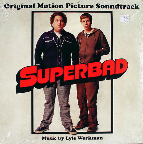 "Superbad Vinyl 12"" (New)"