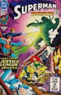 Superman: Doomsday Comic Book