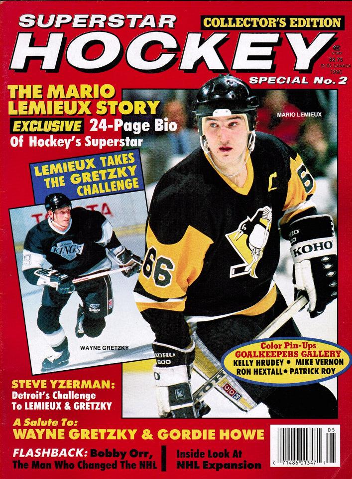 Superstar Hockey Vol. 1 No. 2
