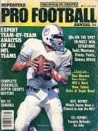 Superstar Pro Football Vol. 3 No. 1 Magazine