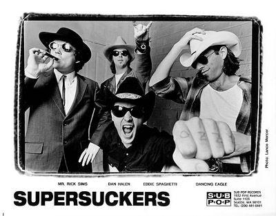 Supersuckers Promo Print