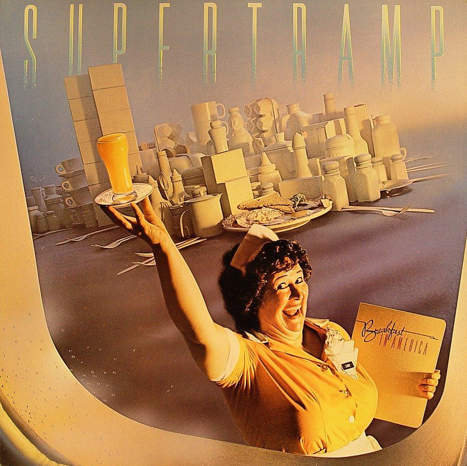 """Supertramp Vinyl 12"""" (Used)"""
