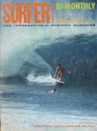 Surfer Magazine April 1963 Magazine