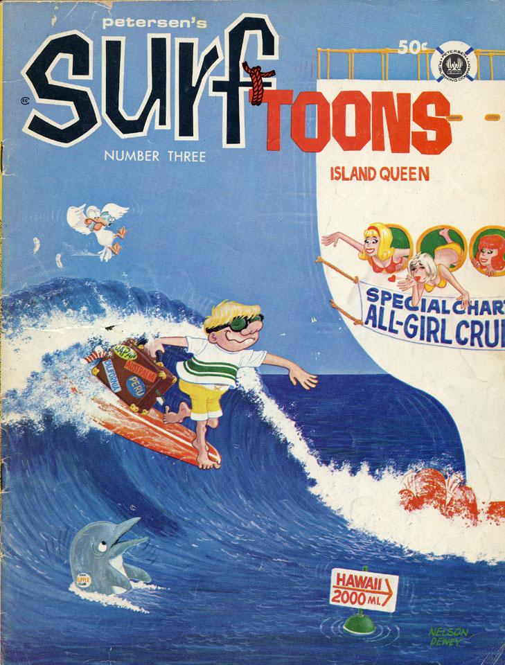 Surftoons Issue 3
