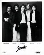 Surrender Promo Print