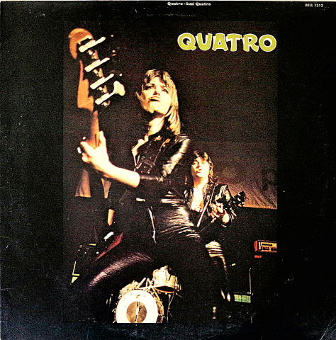 """Suzi Quatro Vinyl 12"""" (Used)"""