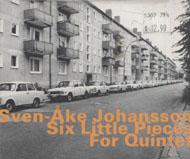 Sven-Ake Johansson CD