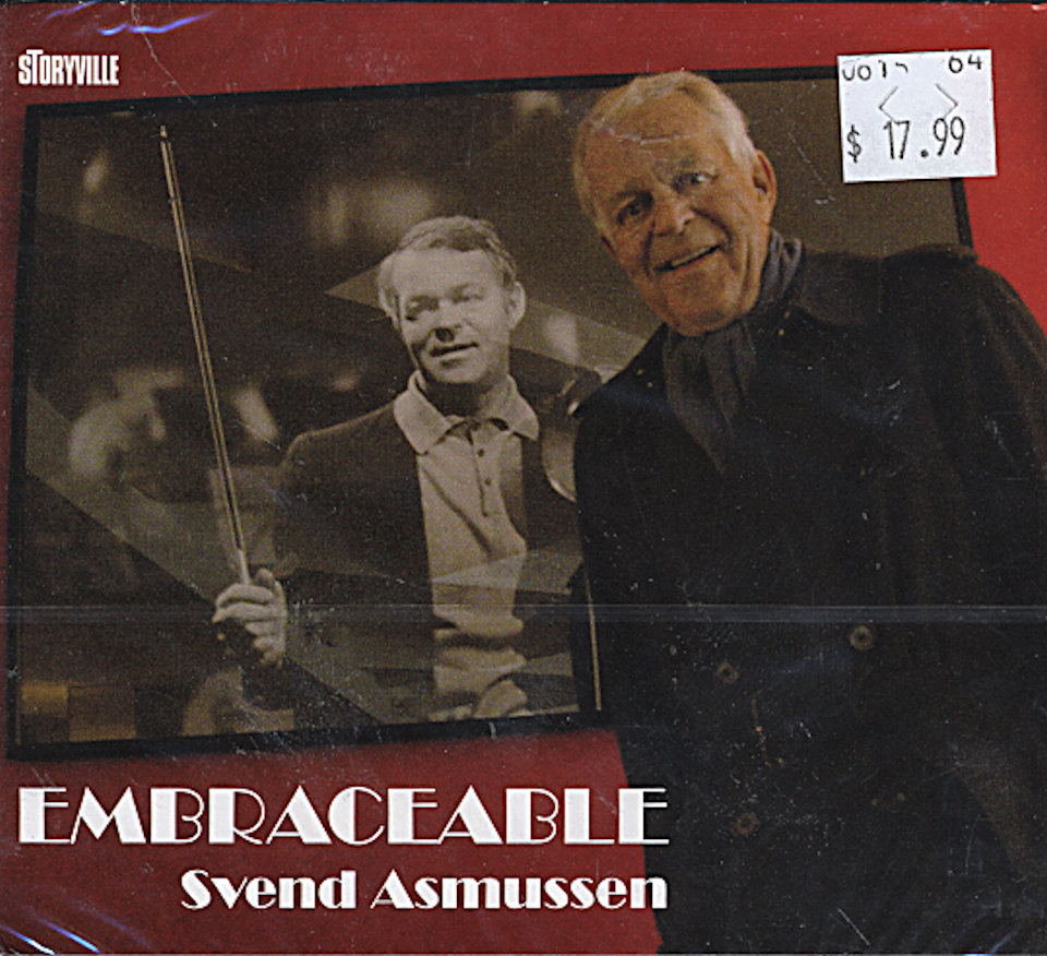 Svend Asmussen CD