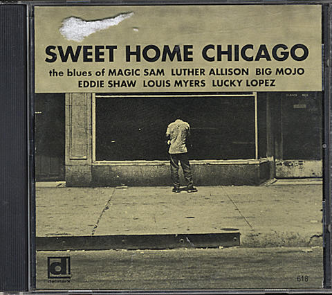 Sweet Home Chicago CD