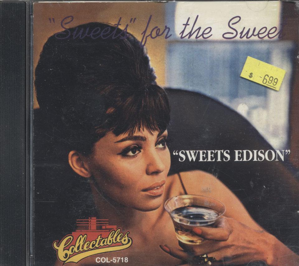 Sweets Edison CD