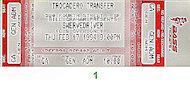 Swervedriver Vintage Ticket