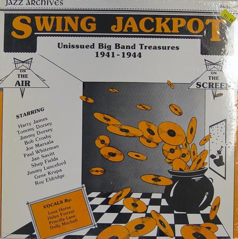 "Swing Jackpot Vinyl 12"" (New)"