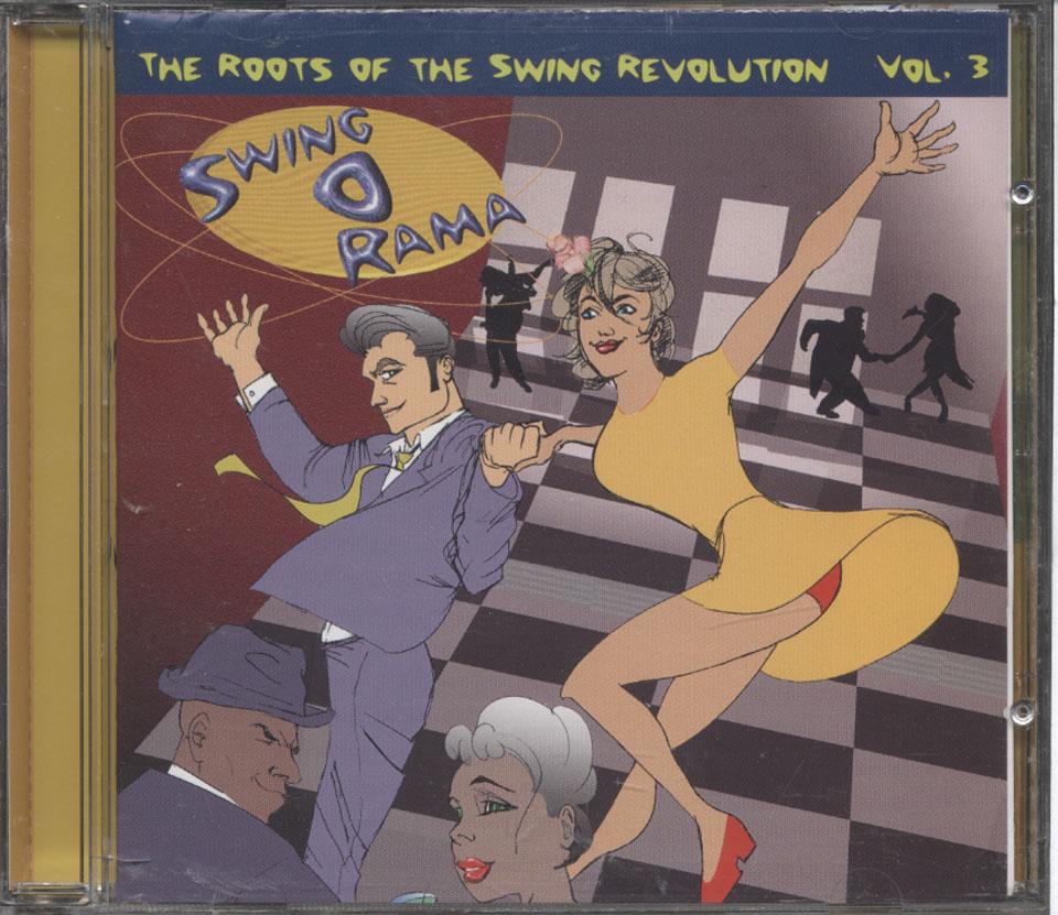 Swing O Rama Vol. 3 CD