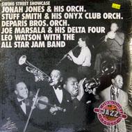 "Swing Street Showcase Vinyl 12"" (New)"