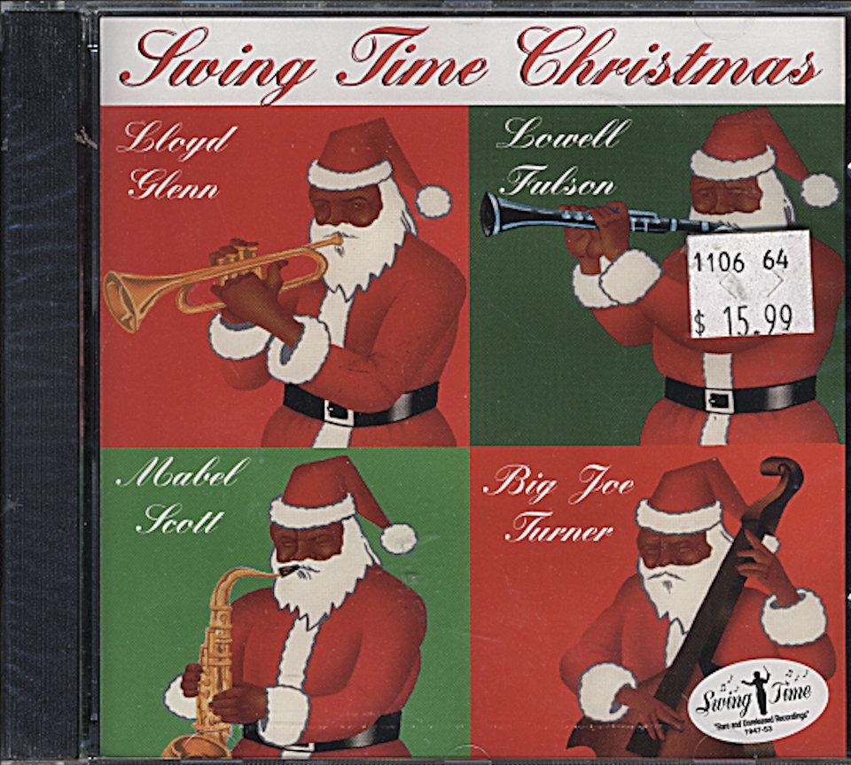 Swing Time Christmas CD