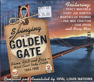 Swinging On The Golden Gate CD