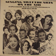 """Swinging Sweethearts On The Air Vinyl 12"""" (New)"""