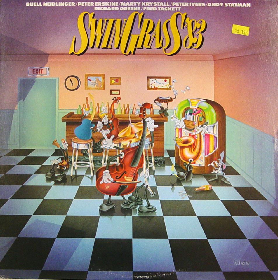 "Swingrass '83 Vinyl 12"" (Used)"