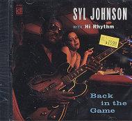 Syl Johnson with Hi Rhythm CD