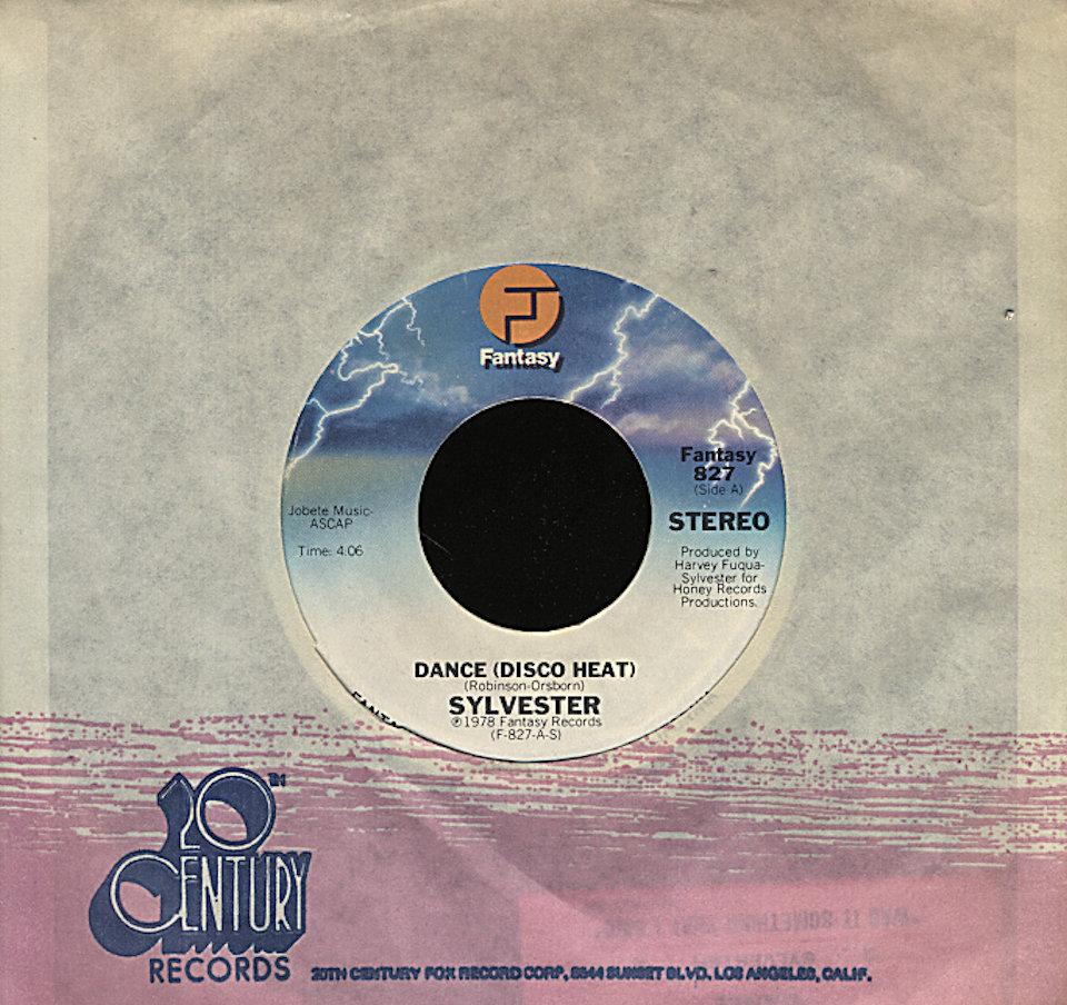 """Sylvester Vinyl 7"""" (Used)"""