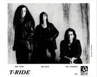 T-Ride Promo Print