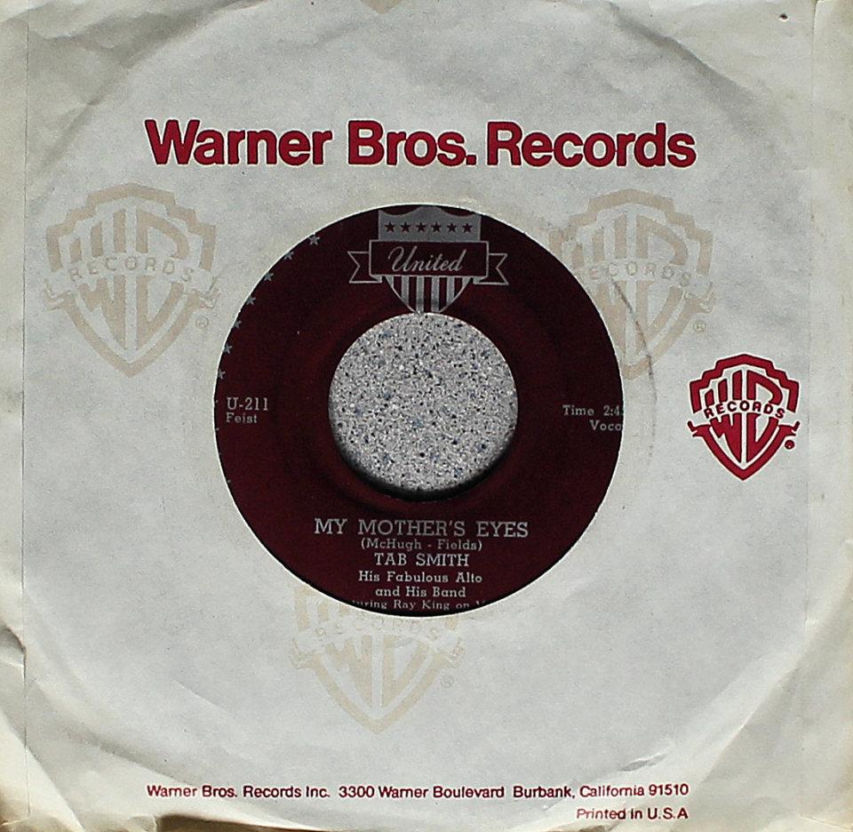 "Tab Smith Vinyl 7"" (Used)"