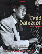 Tadd Dameron Book