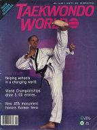 Taekwondo World Vol. 10 No. 2 Magazine