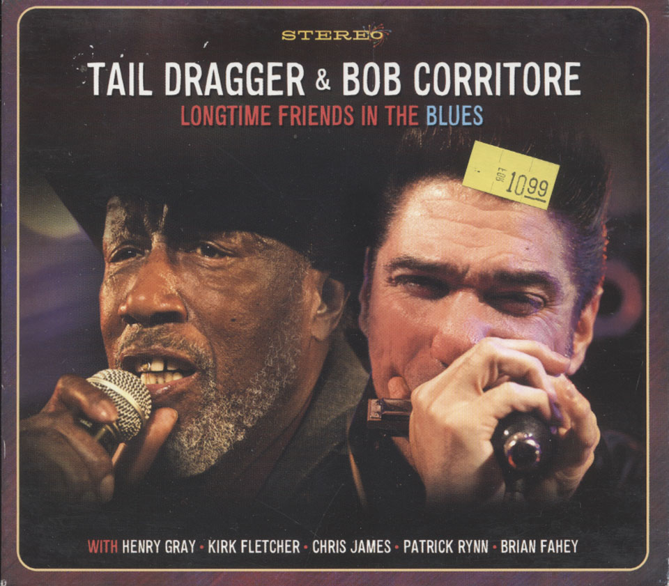 Tail Dragger CD