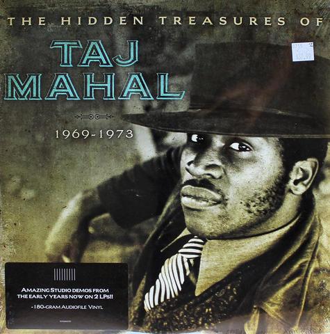 """Taj Mahal Vinyl 12"""" (New)"""