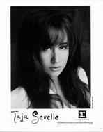 Taja Sevelle Promo Print