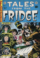 Tales From The Fridge #1 Comic Book