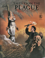 Tales From The Plague Comic Book