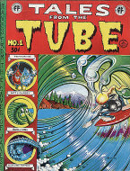 Tales From The Tube #1 Comic Book