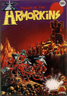 Tales of the Armorkins Comic Book