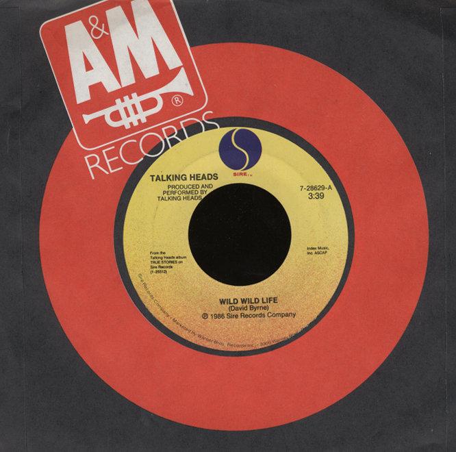 "Talking Heads / John Goodman Vinyl 7"" (Used)"