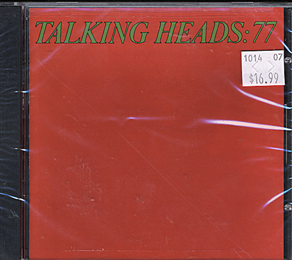 Talking Heads CD