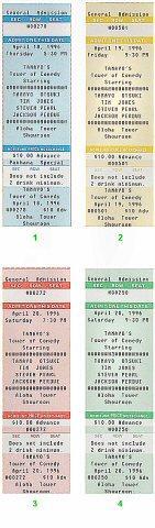 Tamayo Otsuki Vintage Ticket