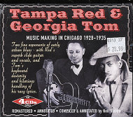 Tampa Red & Georgia Tom CD