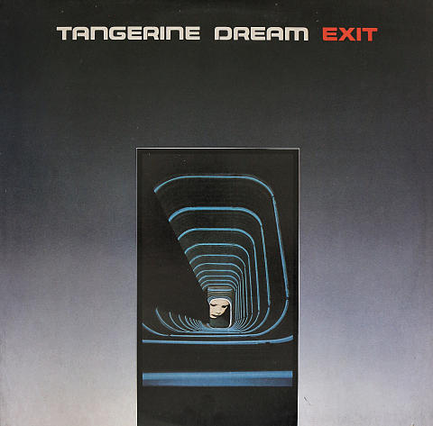 "Tangerine Dream Vinyl 12"" (Used)"