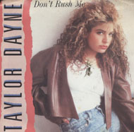 "Taylor Dayne Vinyl 7"" (Used)"