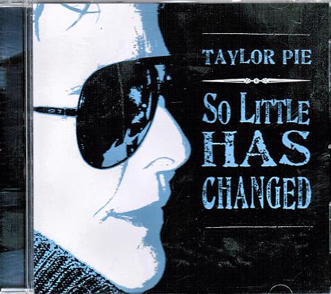 Taylor Pie CD